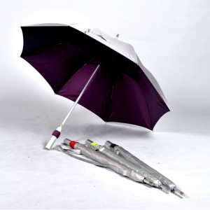 24' Alum Shaft w UV Coating Sling Cover Umbrella - UAL523SPW-130