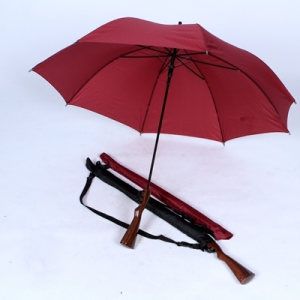 27-Auto-Open-w-Rifle-Woodlike-Gun-Handle-Umbrella-UHG555P-160