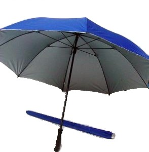 3' UV Interior Windproof Golf Umbrella - UGG261FFG-180