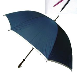 30-Non-UV-w-Silver-Trimming-and-Rubber-Grip-Golf-Umbrella-UGG214FG-150
