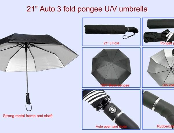 AUTO-3-Folds-Umbrellas-With-UV-GGA3FU-136