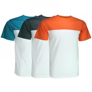 Cool Dry Shirt (Blue w White, Black w White, Orange w White) - ASTS1000-55