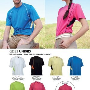 Quick-Dry-Unisex-Round-Neck-Polo-QD23-110