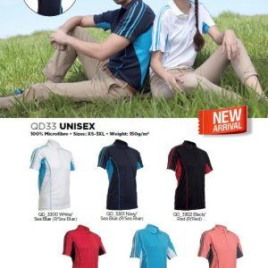 Quick-Dry-Unisex-Round-Neck-Polo-QD33-150