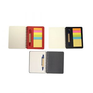Notebook with Pen - NNB7586-18