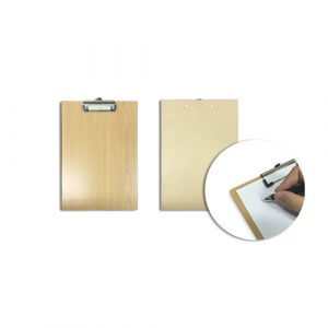 Wood Clip Board - M148-24