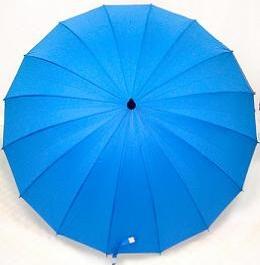 24' Auto Open Non UV Umbrella - ULL166P-110