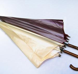 27-Auto-Open-Rosewood-Handle-Shaft-Pearly-Fabric-Umbrella-UXL597CK-90