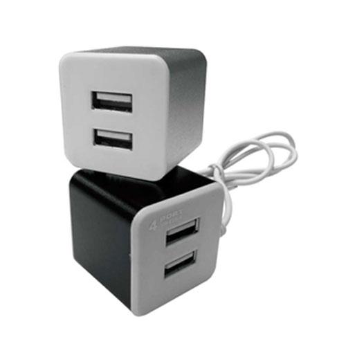 4 port USB Hub - P1214-130