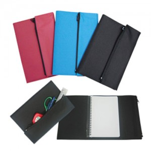 Leather Gift Set & Folders