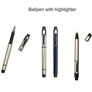 Ballpen-w-Highlighter-N7979-12