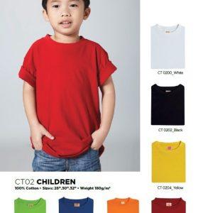 Children-Cotton-Round-Neck-CT02-70