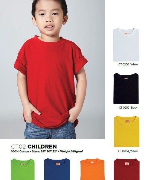 Children-Cotton-Round-Neck-CT02-70