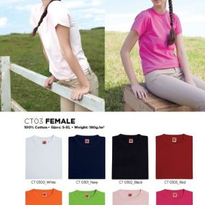Female-Cotton-Round-Neck-Tee-CT03-70