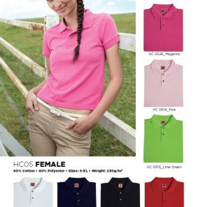 Female-Honey-Comb-Polo-Tee-HC05-120