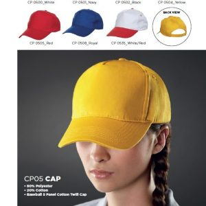 Polyester-5-Panel-Twill-Cap-CP05-20