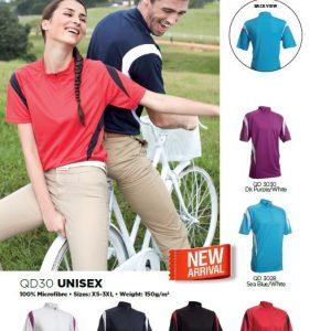 Quick-Dry-Unisex-Mandarin-Collar-Polo-QD30-150