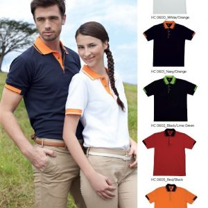 Unisex-Honey-Comb-Polo-Tee-HC06-130
