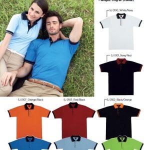 Unisex-Jersey-Collar-Polo-Tee-SJ01-100