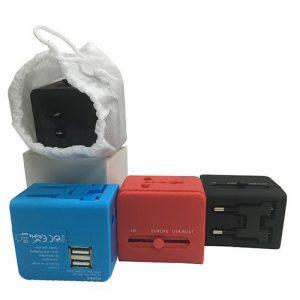 Dual USB Adaptor - M334-150
