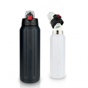 600ml Matte Vacuum Bottle - E611M90
